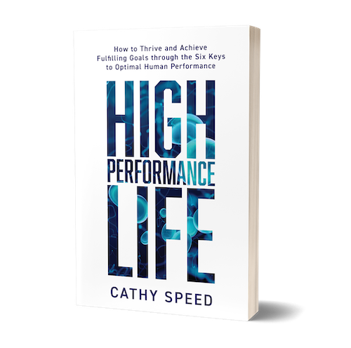 Cathy Speed High Performance Book